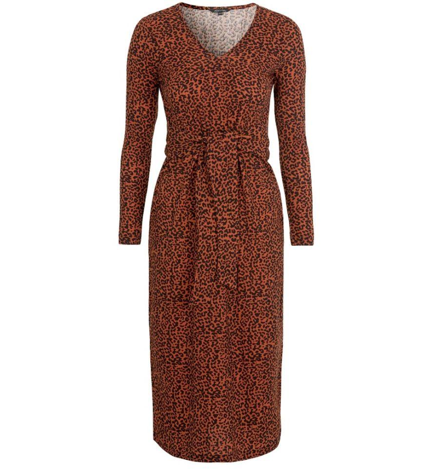 Sukienka na chrzciny dla babci
