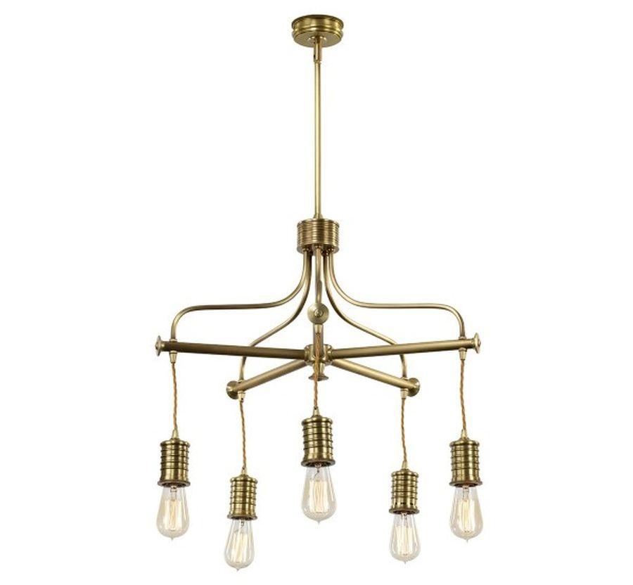 Wiszące lampy loftowe